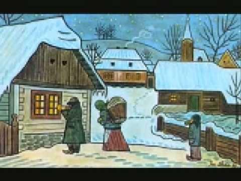 Vánoční koleda- Tichá noc (Silent night)