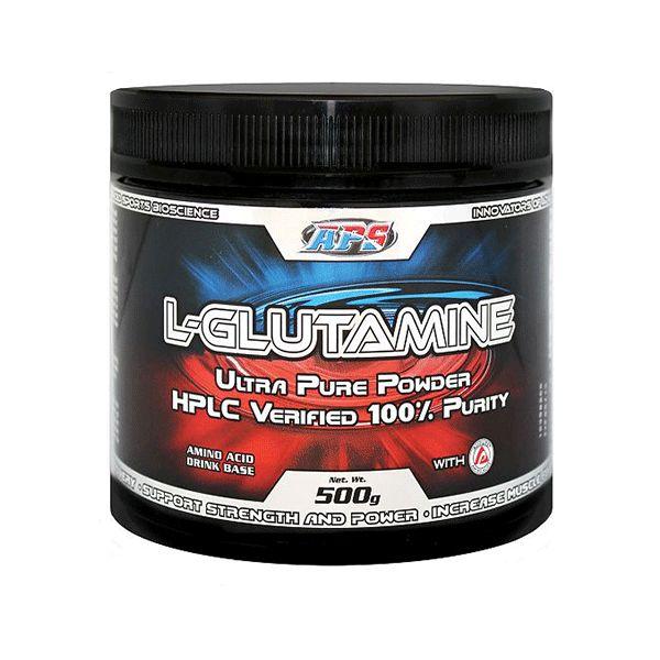 APS L-GLUTAMINE - Second To None Nutrition
