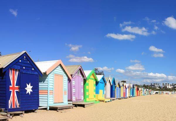 Mornington beach boxes