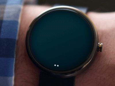 Dribbble - Weather - Android Wear by Felipe Santana