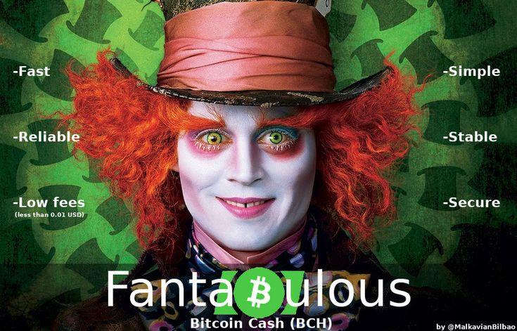 mad hatter-fantaBulous-Bitcoin Cash