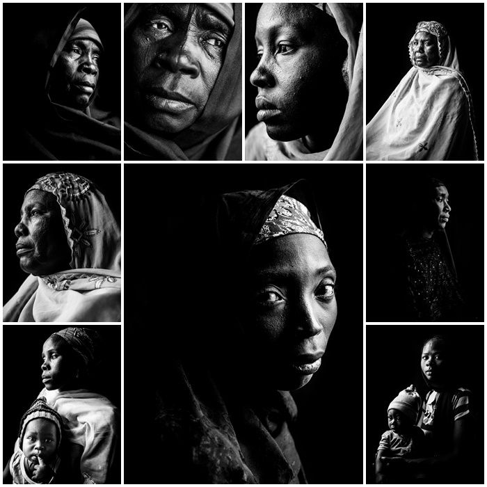 In Pictures, Meet The 'Wives' Of Boko Haram - Politics - Nigeria
