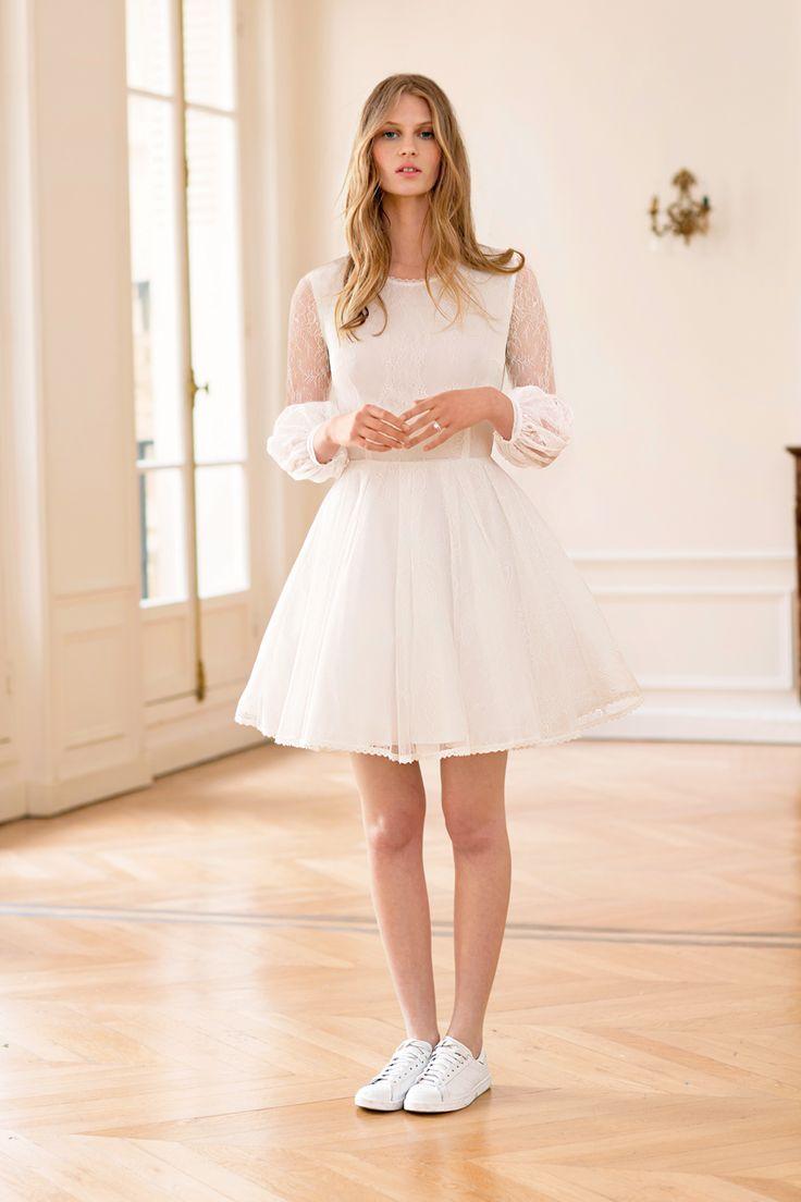 Vestido Delphine Manivet para La Redoute Madame
