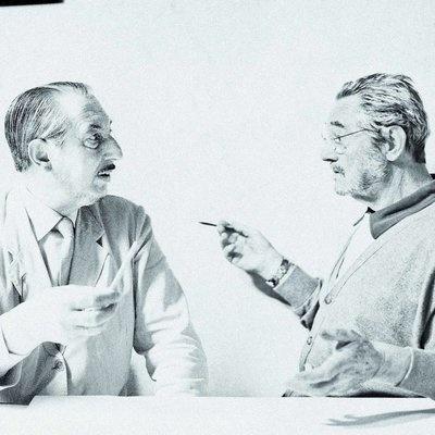 Carlo et Tobia Scarpa, revival années 1980