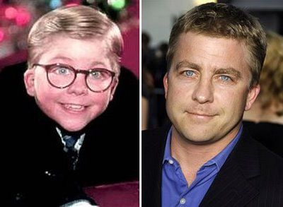What Ralphie from a Christmas Story looks like now: Peter Billingsley