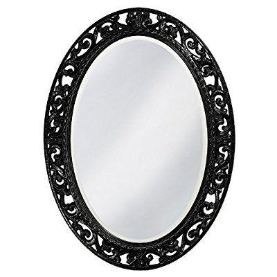 Save 76%- Howard Elliott Collection 2123BL Suzanne Mirror, Black