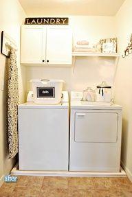 laundry closet redo - Google Search