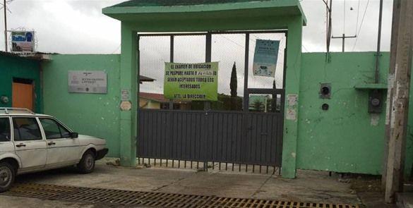 Maestros toman oficinas educativas en Chiapas