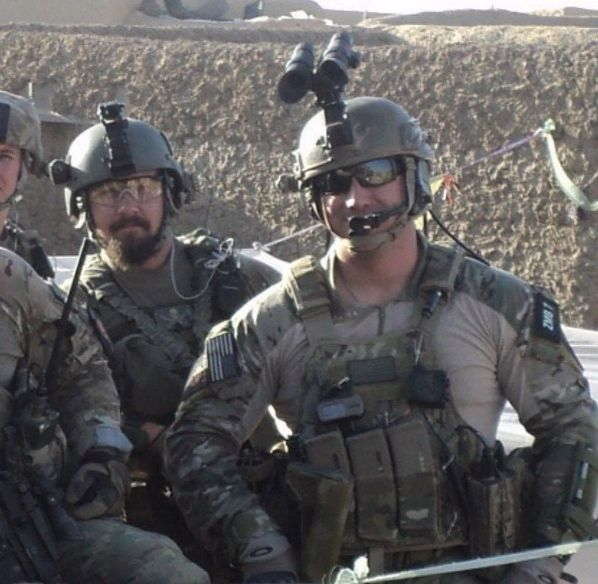 US Army Green Berets in Afghanistan.