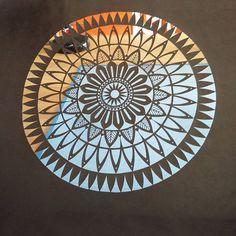 Toujours plus grand!... >>>>>>>>>>>>>>>>>>>>>>>>>>>>>>>>>>>> #Mix #mandala #mandalart #mandala_sharing #mandalalovers #paper #papercut #paperart #papercuttingart #cutfrompaper #handcut #handdrawn #details #precision #workinprogress #process #art #artwork #artist #instaart #madecoamoi #madeinfrance #dijon #inspiration #concentration #wallart #walldecor