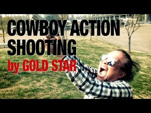 Hey! Guys... Inspired from Cowboy Action Shooting.  Cowboy Action Shooting (CAS, also known as Western Action Shooting, Single Action Shooting, or Cowboy 3-gun) is a competitive shooting sport that originated in Southern California, USA, in the early 1980s.  We used CG source & Music source from Video copilot.  BGM : Video copilot Pro Scores : Cinematic Music Design Tools CG source : Video copilot ACTION ESSENTIALS 2