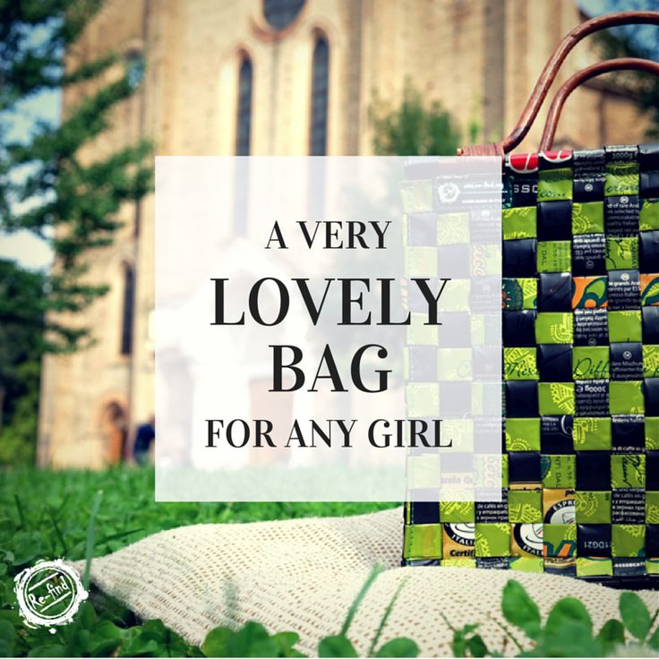 A very lovely bag