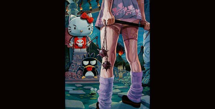 'Misery Land', la satírica interpretación de la realidad