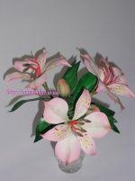 Сахарные цветы, фигурки из мастики или марципана( мои работы) (страница 3) : фотографии Разное