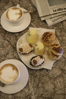 Caffè Rosa Salva, Venice