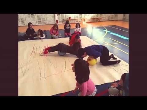 Segni Mossi - YouTube--art & movement: Brilliant!