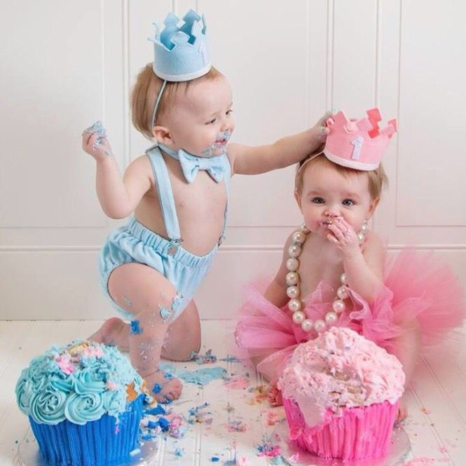 22 best twins first birthday images on Pinterest Birthdays 1st