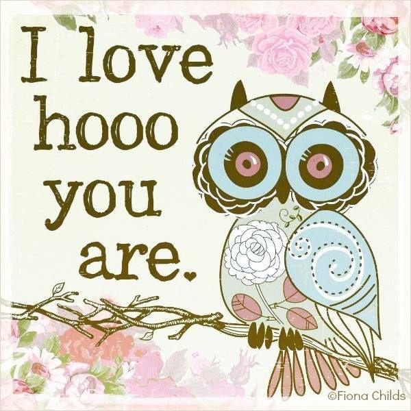 ❥ My website: http://fionachilds.com ❥ I pin here: http://www.pinterest.com/fionachilds ❥ Instagram: http://instagram.com/fionavchilds  ❥ Let's be tweethearts: https://twitter.com/FionaChilds  I love hooo you are!  #Iloveyou #youareawesome #Iloveowls