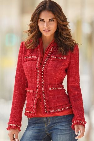 Boston Proper Parisian jacket-I need this to complete my outfit. LoVe this!!!