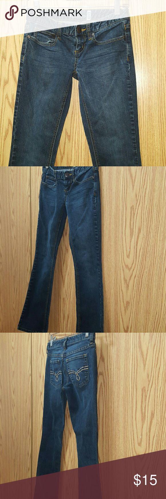 American Rag Boot cut Jeans NWOT Size 0/S American Rag Jeans Boot Cut