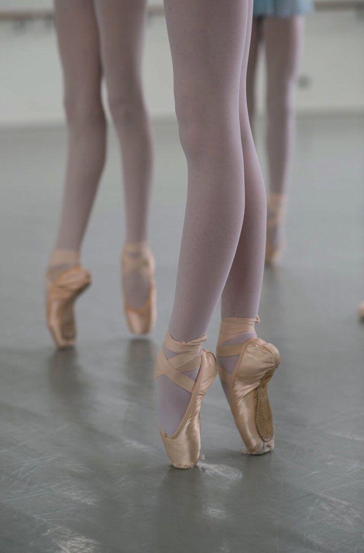 Students of the Paris Opera Ballet School  Photo: Pascal Le Segretain. Image: Opera National de Paris / Getty Images