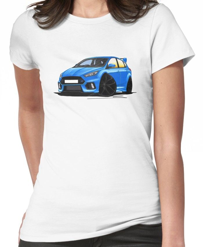 Ford Focus Rs Christmas Sweater Christmas Sweaters Ford Focus