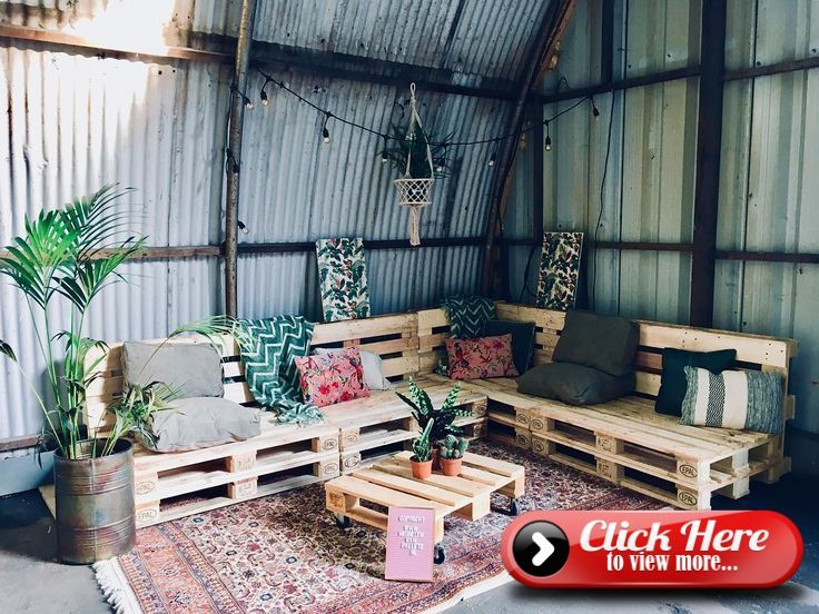 Diy Pallet Outdoor Furniture Ideas Furniture Pallet Furniture