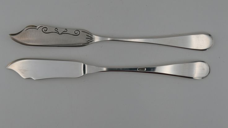 Silver Butter Knives
