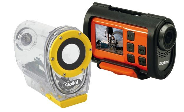 Win a Rollei S-30 Action Camera worth R2399 | Ends 31 December 2014