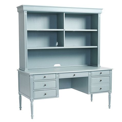 Verona Desk With Hutch
