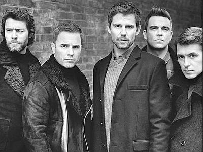 Great GREAT band! Take That