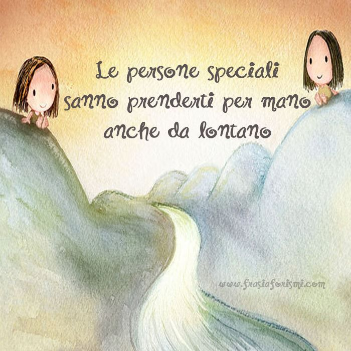 le persone speciali