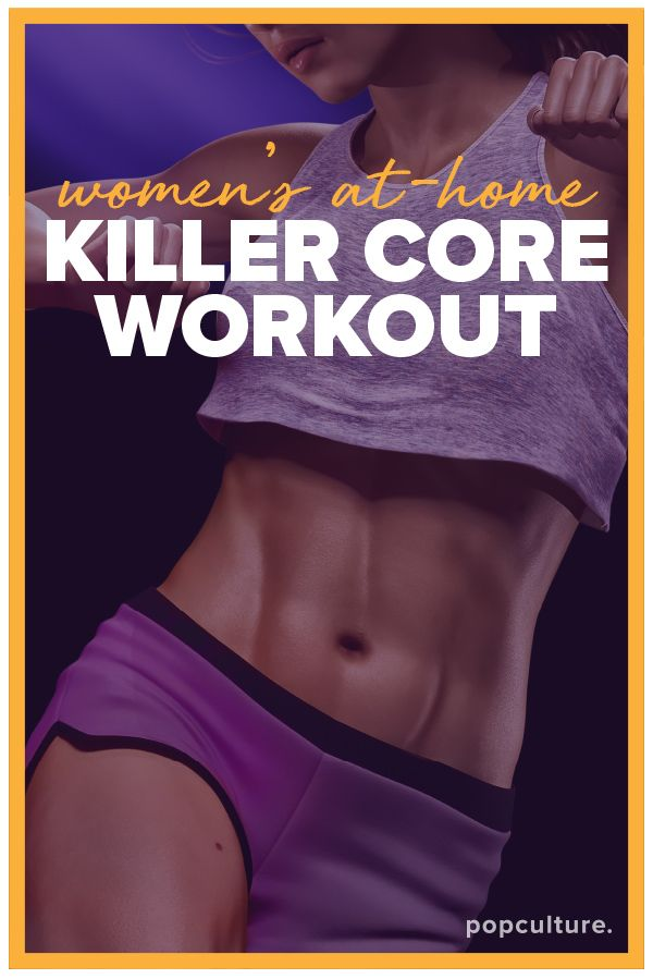 This fierce ab video workout will work your core to tone and strengthen your abdominal wall. You'll also work your legs, booty and shoulders by default, morphing into a more functional and coordinated body. Best part? You don't need any equipment! Let's GO!   | Posted By: CustomWeightLossProgram.com