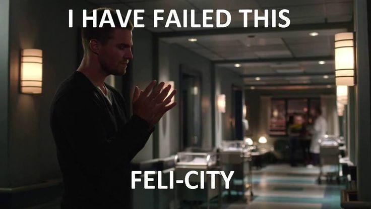 failed felicity