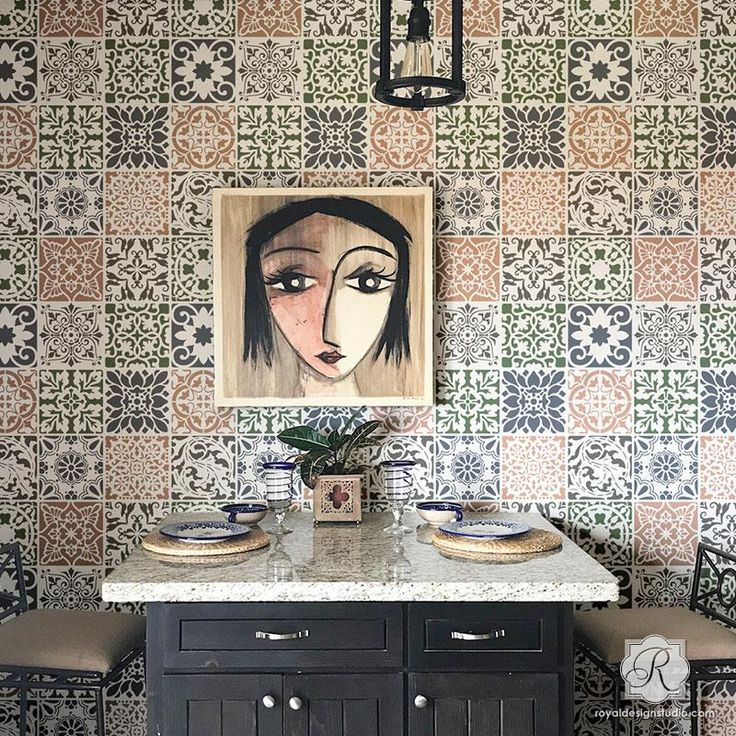 Best 25+ Patchwork Tiles Ideas On Pinterest