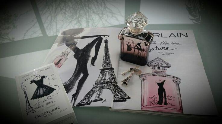 216 best images about la petite robe noire guerlain. Black Bedroom Furniture Sets. Home Design Ideas