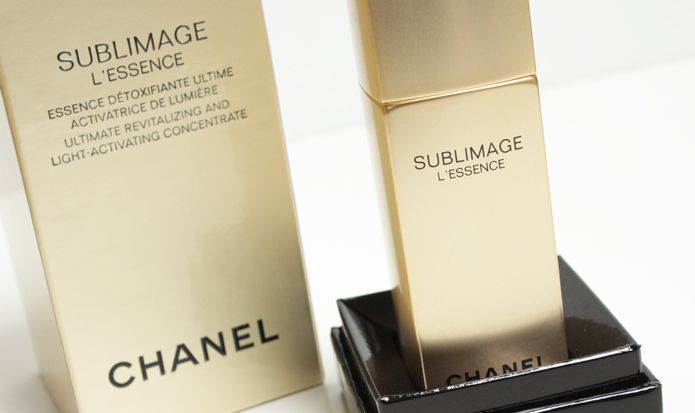 L'Essence of Sublimage collection of Chanel.
