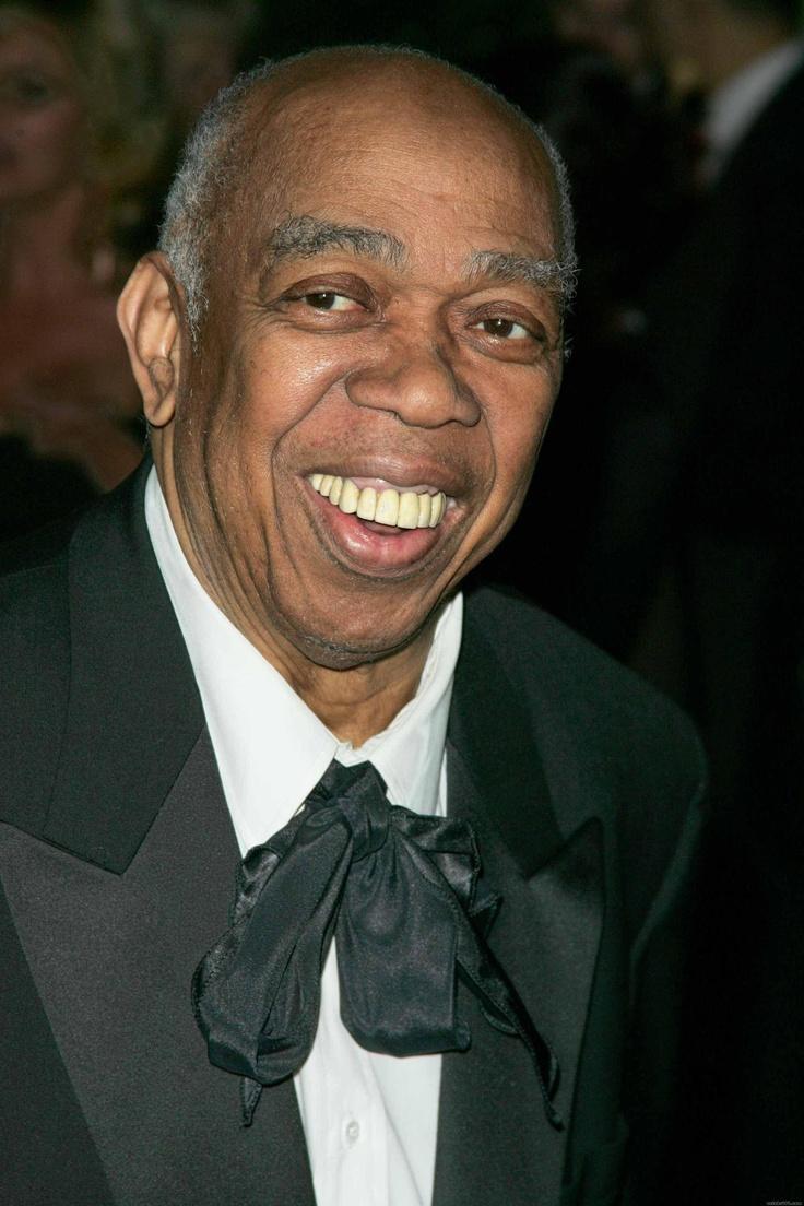 Geoffrey Holder, Born in Trinidad and Tobago August 1st, 1930.  Celebrated dancer, choreographer, costume designer, actor, writer, musician.