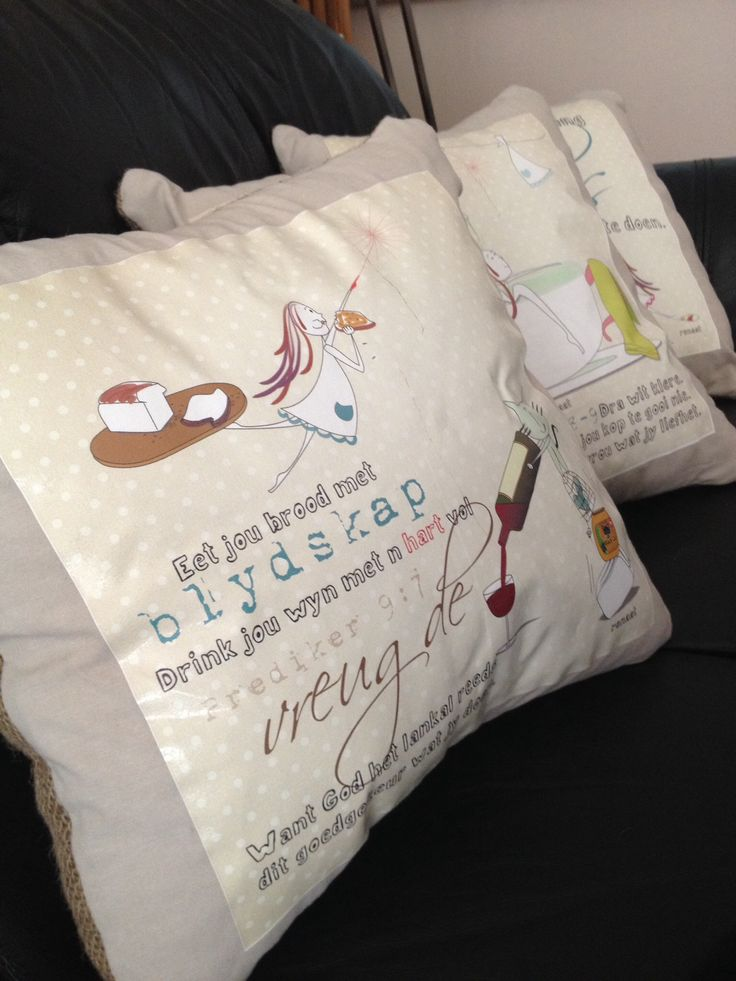 My new #scatter #cushions by #RenateBirch