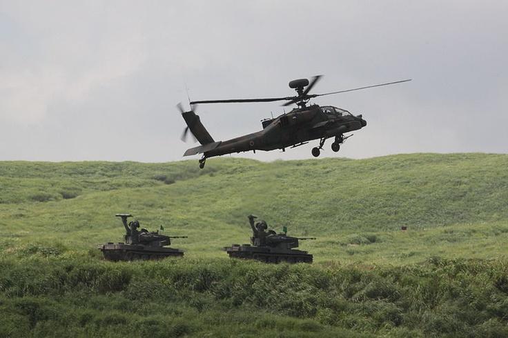AH64-Dアパッチ・ロングボウ