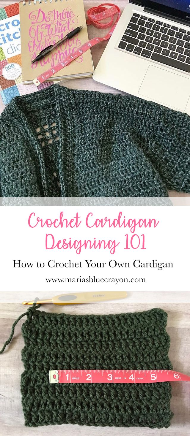 108 best marias blue crayon free crochet patterns images on crochet tip how to crochet a cardigan design your own crochet cardigan design bankloansurffo Gallery