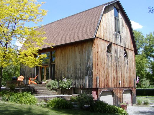 10 best images about barns and barn living spaces on for Converting a pole barn into a house