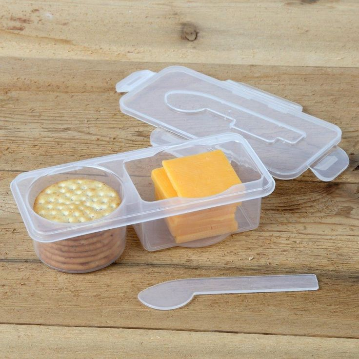 Image result for cracker and spread container