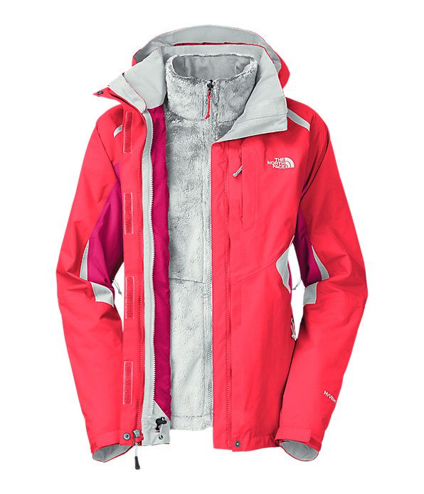 bf8125446 The North Face Women's Jackets & Vests 3-IN-1 JACKETS WOMEN'S ...