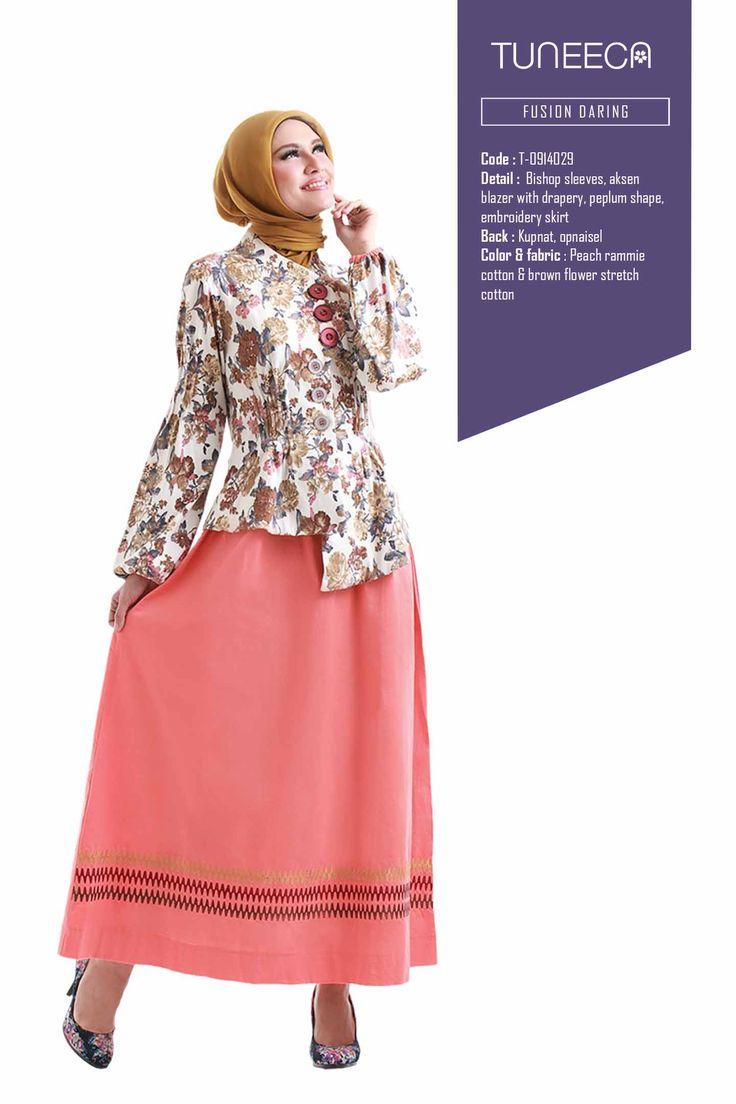 The Congo Rainforest by Tuneeca  #tuneeca #muslimwear #hijab #fashion #casualwear #tuneeca #muslimwear #hijab #fashion