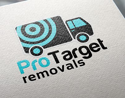 """Check out new work on my @Behance portfolio: """"ProTarget Removals Branding"""" http://be.net/gallery/36407457/ProTarget-Removals-Branding"""
