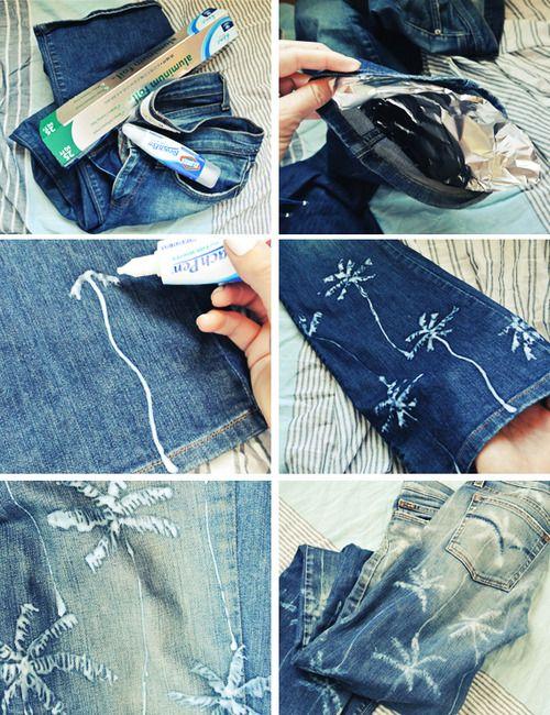 palm-tree-jeans-wonderfuldiy
