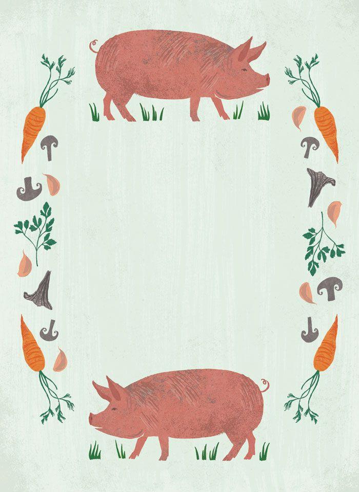Sara Mulvanny Illustration