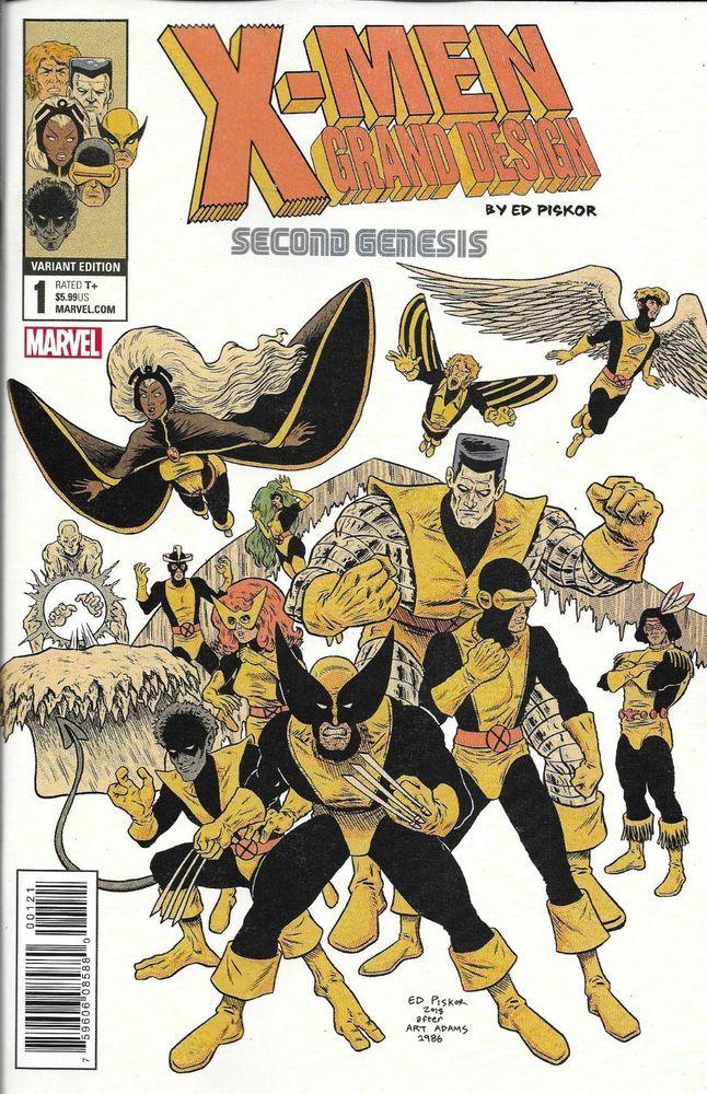 New Avengers #1 Ed Piskor Hip Hop Variant Comic Book Marvel ANAD