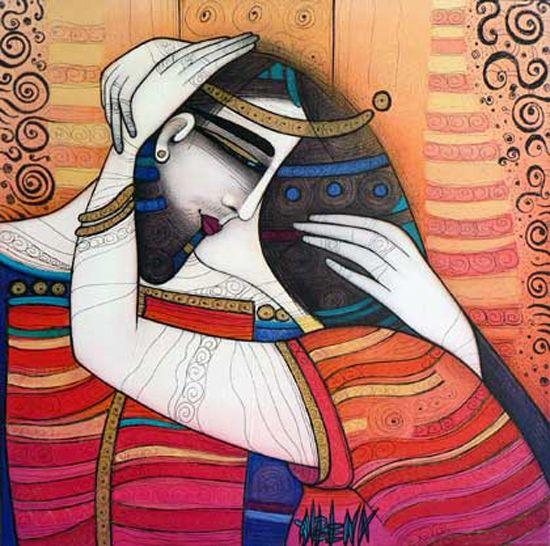Artist – Albena Vatcheva